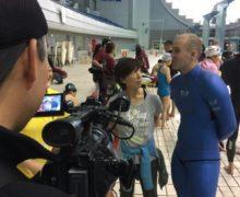 В Токио стартовал чемпионат по фридайвингу Pan Pacific 2018