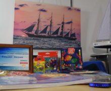 OCEAN-TV наградил юных маринистов