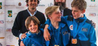 Россияне стали победителями абсолютного зачета регаты OptiOrange 2018 в классе «Оптимист»