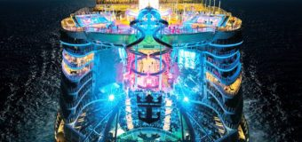 Самый большой лайнер Symphony of the Seas готов к первому круизу!