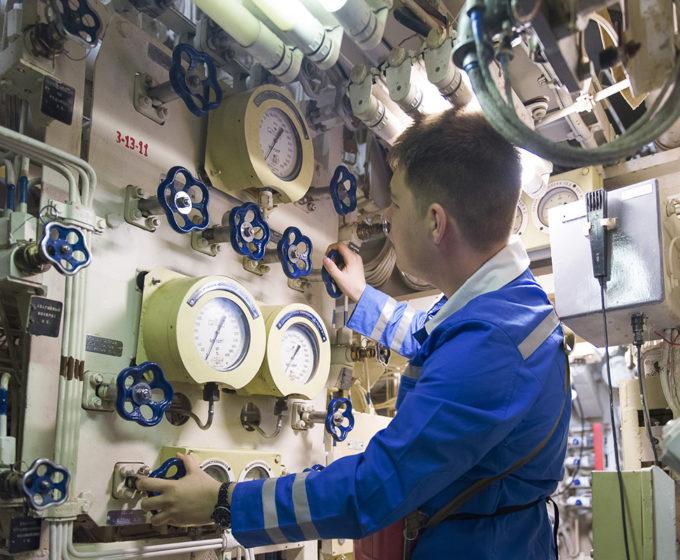 День моряка-подводника// Фото: www.mil.ru (МО РФ)
