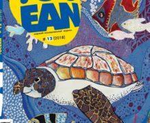 Журнал !OCEAN представляет свою самую необычную обложку