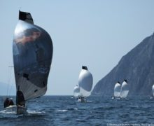 На  Гарде проходит ежегодная регата  Yachting Rus Cup