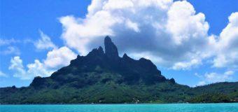 Французская Полинезия. Бора-Бора