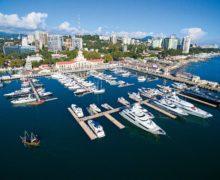 Sochi Yacht Show пройдет с 29 апреля по 02 мая.