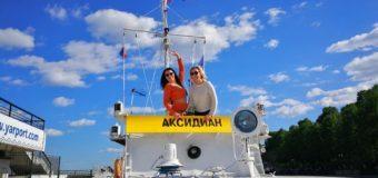 Тверь – Ярославль. Закончился 1 этап съемок проекта «Великие реки России»