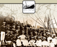 16 мая состоится презентация «Забытые герои Арктики. Люди и ледоколы» Кузнецовым Никитой Анатольевичем.