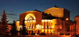 Что снимать в Ярославле?