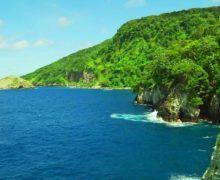 Океанские пейзажи от BBC Earth.