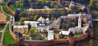 В Нижнем Новгороде завершились съемки проекта «Великие реки России»
