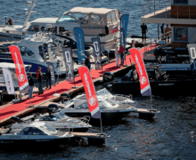 Завершилось Moscow Yacht Show 2018
