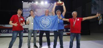 Кубок Усть-Луги в надежных руках морских спасателей
