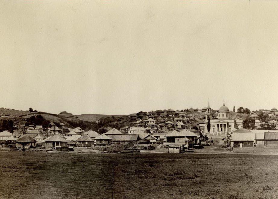 Станичные работы. 1875-1876.