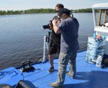 Начался второй этап съемок документального проекта «Великие реки России»