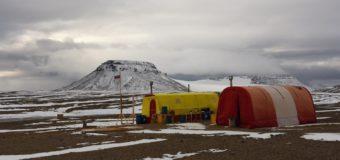 Исследование памятника на острове Алджера продолжается
