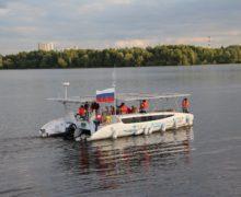 Установлен рекорд — самое продолжительное путешествие на солнечной энергии по рекам России!