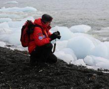 «Русскую Арктику» посетил Сергей Горшков