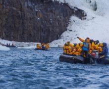 География посетителей «Русской Арктики» ежегодно расширяется