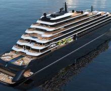 The Ritz-Carlton Yacht Collection — отель 5* в открытом море!