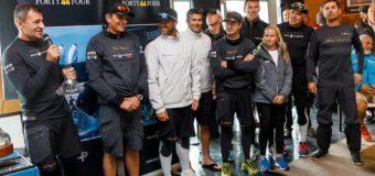 По итогам сезона международного класса RC44 российская команда Team Nika завоевала серебро