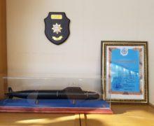 Документальный проект «Великие реки России» удостоен почетным знаком ВМФ России