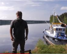 Старинные города, таинственные исчезновения: смотрите новую серию проекта «Великие реки России»