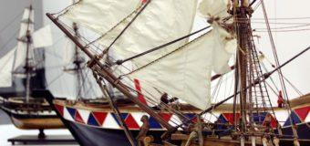 Модели кораблей, инструменты и мультимедиа — новая выставка в Северном морском музее