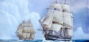 Кругосветка через Антарктиду