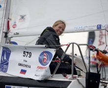 Впервые русская спортсменка примет участие в трансатлантической парусной гонке