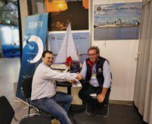 В Москве прошла выставка водного человека