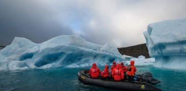 Куда исчезают острова в Арктике