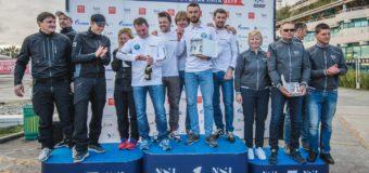 Команда «Ахмат» — победитель первого этапа Высшего дивизиона НПЛ