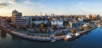 Экспедиция «Великие реки России» прибыла в Ростов