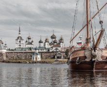 «Аристократы морей» прибыли в Петербург