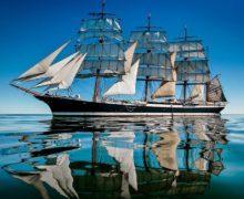 Под парусами мира: парусники Росрыболовства впервые совершат совместное кругосветное плавание
