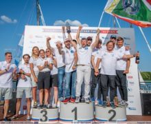 Сборная Чечни «АХМАТ» — Чемпионы России по парусному спорту!
