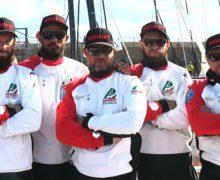 Сборная Чечни «АХМАТ» впервые принимает участие в ЧМ по парусному спорту!