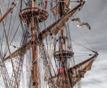 В Праге открылась фотовыставка «Аристократы морей»