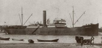 В Приморье обнаружены три парохода периода Первой мировой войны