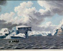 Первые изображения Антарктиды