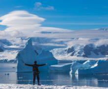 Найден 50-летний документальный фильм об Антарктиде
