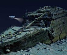 Американская компания решила достать сокровища с затонувшего «Титаника»