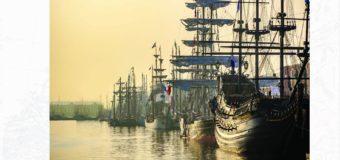Фото дня: самые известные высокие корабли мира