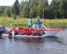 Диалоги на Boat Show: выбираем лодку с «Беркут-марин»