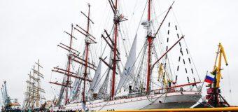План путешествий судов «Крузенштерн», «Паллада» и «Седов» изменили из-за коронавируса