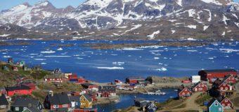 Талая вода сохраняется под ледниками Гренландии даже зимой
