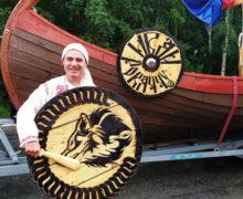 Самодельная ладья «Иван Рокаччу» прибудет на фестиваль «Гандвик» из Карелии