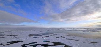 Лед на Северном полюсе растает в 2050 году