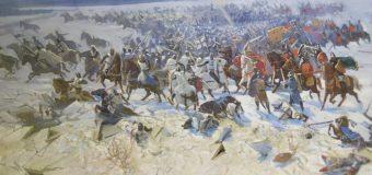 18 апреля  — день воинской славы России. Победа на Чудском озере
