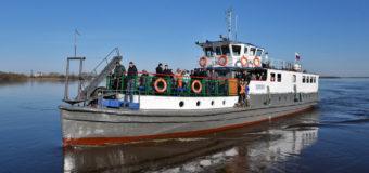 У Архангельска появится новый символ — пассажирское судно-ветеран «Коммунар»